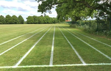 ground line marking Alvechurch